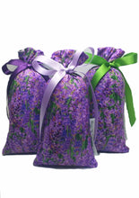 Ribboned Lavender Sachets