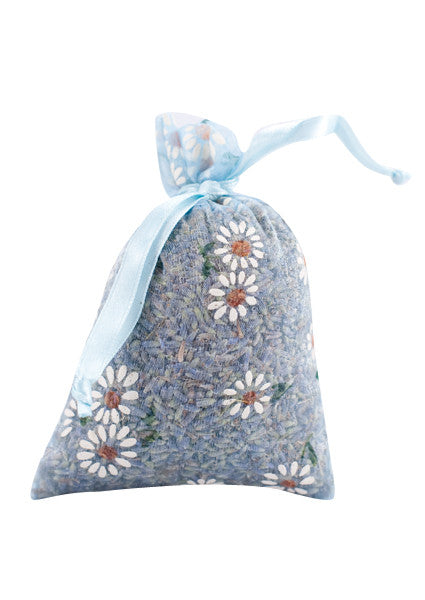 Daisy Lavender Sachet - Set of 2 - Lavender By The Bay