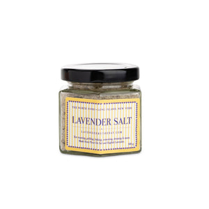 Lavender Fleur De Sel - Culinary Salt - Lavender By The Bay