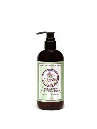 Sage Lemon Verbena Liquid Soap