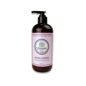 Rose Lotion - Lavender By The Bay