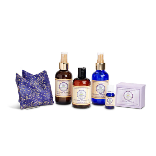 Spa gift bundle