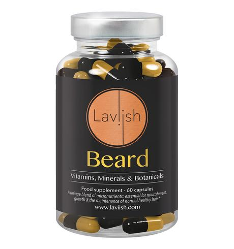 Laviish Beard