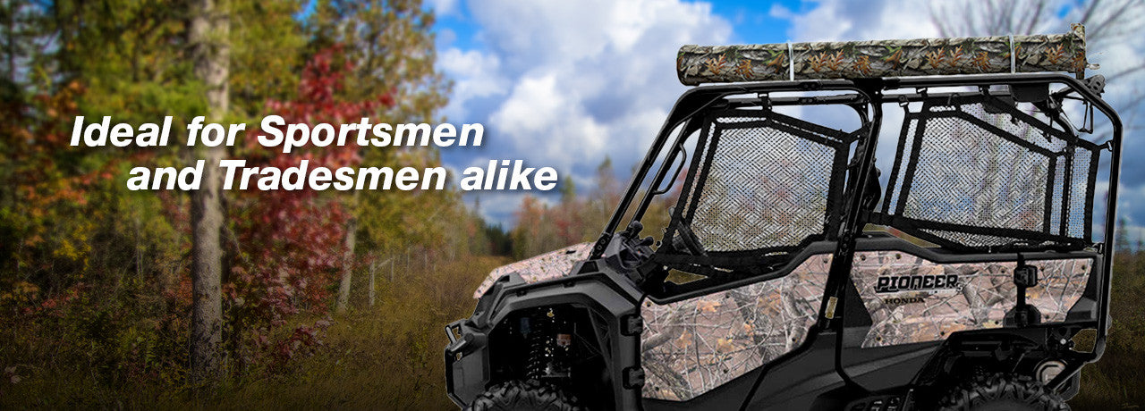 CamoTube: Ideal for Sportsmen and Tradesmen