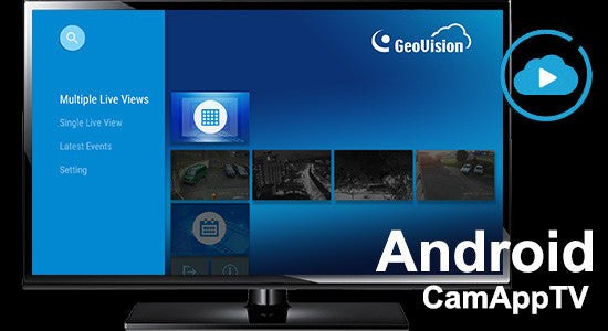 myGVcloud CamApp TV for Android Smart TV