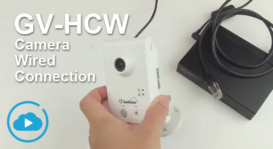myGVcloud camera GV-HCW Installation and Setup
