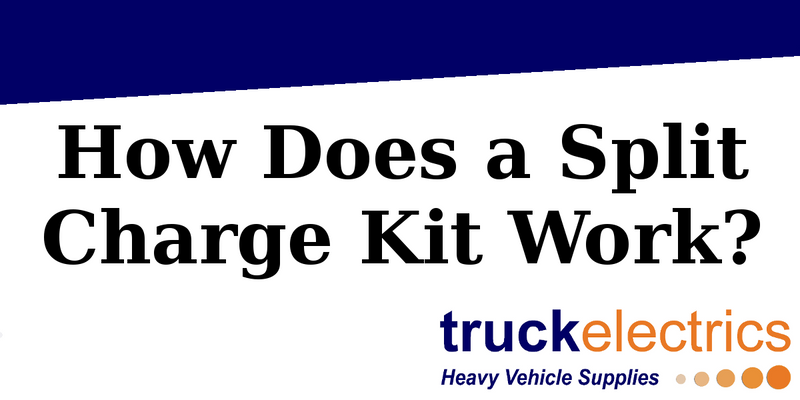 how does a split charge kit work - guide to split charge kits