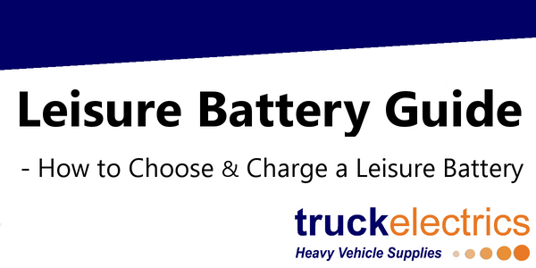 how to choose and charge a leisure battery