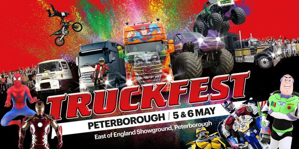 Truckfest Peterborough - 2019