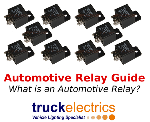 Automotive Relay Guide - What is an Automotive Relay ... on