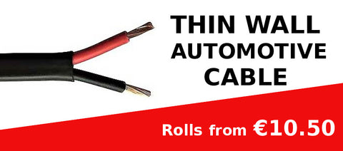 Shop Thin Wall Cable Now