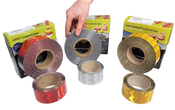 conspicuity tape for trucks