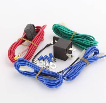 Lighting & Accessory Relay Wiring Kit