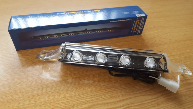 Scania LED Down-Lights To Suit Scania Topline Series Kit, 6 x LED Lamps