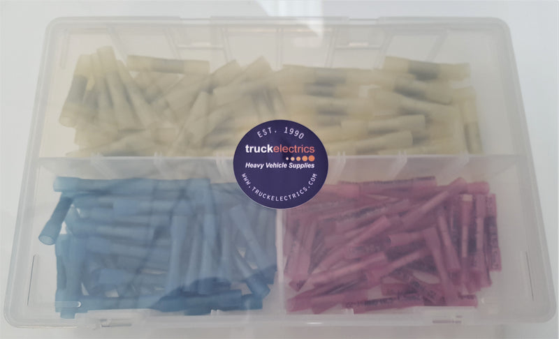 heat shrink assorted box