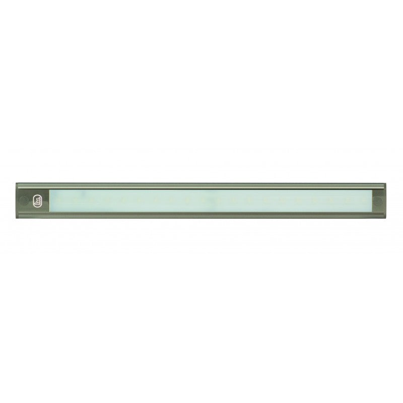 Interior Lamp with Touch Button 410mm 12v / Grey Base / LED Autolamps