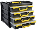 Storage Case Unit - 4 Drawer