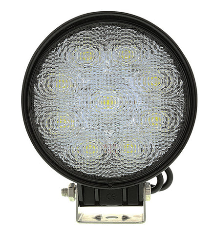 LED Work Light / Round 27w