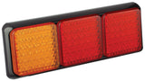 Rear LED Trailer Lamp, Stop / Tail / Indicator (LED Autolamps 80BARRME)