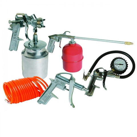 Air Tools & Compressor Accessories Kit