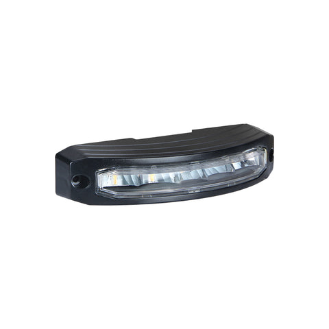 R65 Approved Hazard Wide Angle Corner LED Warning Lamp / LED Autolamps