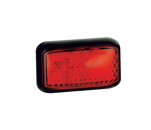Rear LED Marker light  / LED Autolamps 58RME