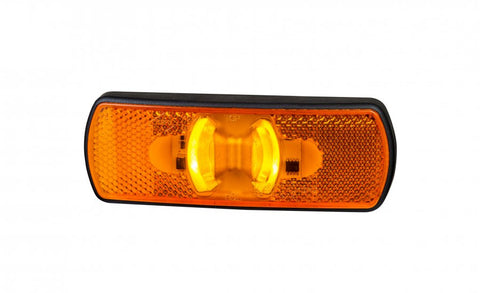 LED Side marker light amber orange