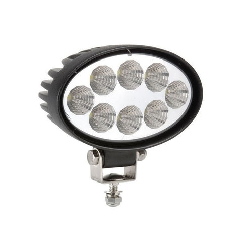 LED Work Lamp / Oval Shape