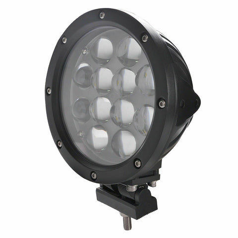 "LED Spot / Work Light Round 7"", 60W"