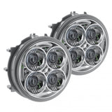 LED DRL Modules for Scania, Iveco & Renault Trucks / Pack of 2