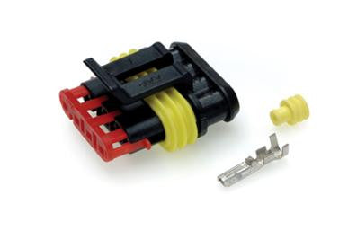 SuperSeal Connector 1.5mm  Female  3 pole