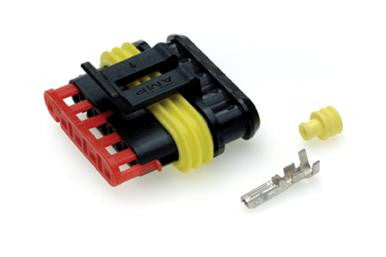 SuperSeal Connector 1.5mm  Female  5 pole