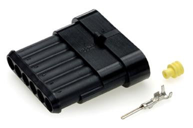 SuperSeal Connector 1.5mm  Male  6 pole