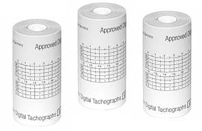 Digital Tachograph Rolls (3 Pack)