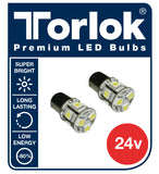 Torlok 24v 149 LED Truck Bulbs