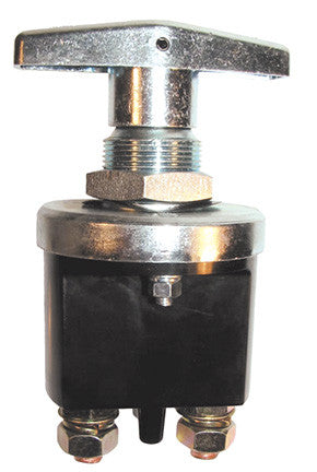 Battery Isolator Switch With Fixed Handle Truck Electrics