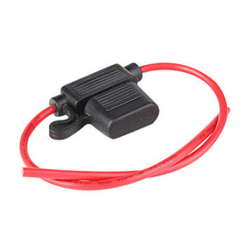 Standard Blade Fuse Holder - Splash Proof