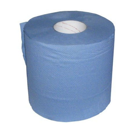 Blue Paper Wipes