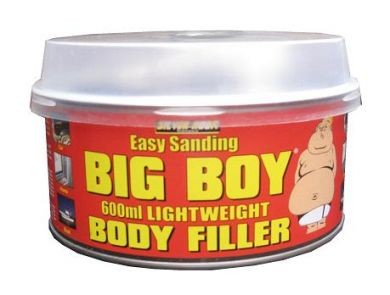Car Body Filler - 600ml