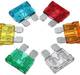 Standard Blade Fuses - Box of 50 pieces