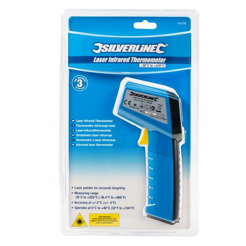 silverline thermometer