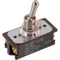 Toggle Switch On/Off Double Pole / DK Series