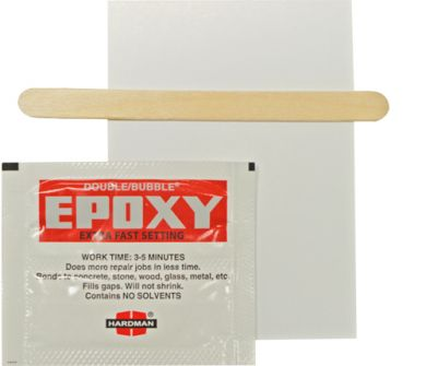 Double Bubble Epoxy / 10 x 3g Packs