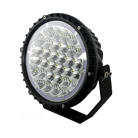 LED Driving Lamp with Position Light Halo
