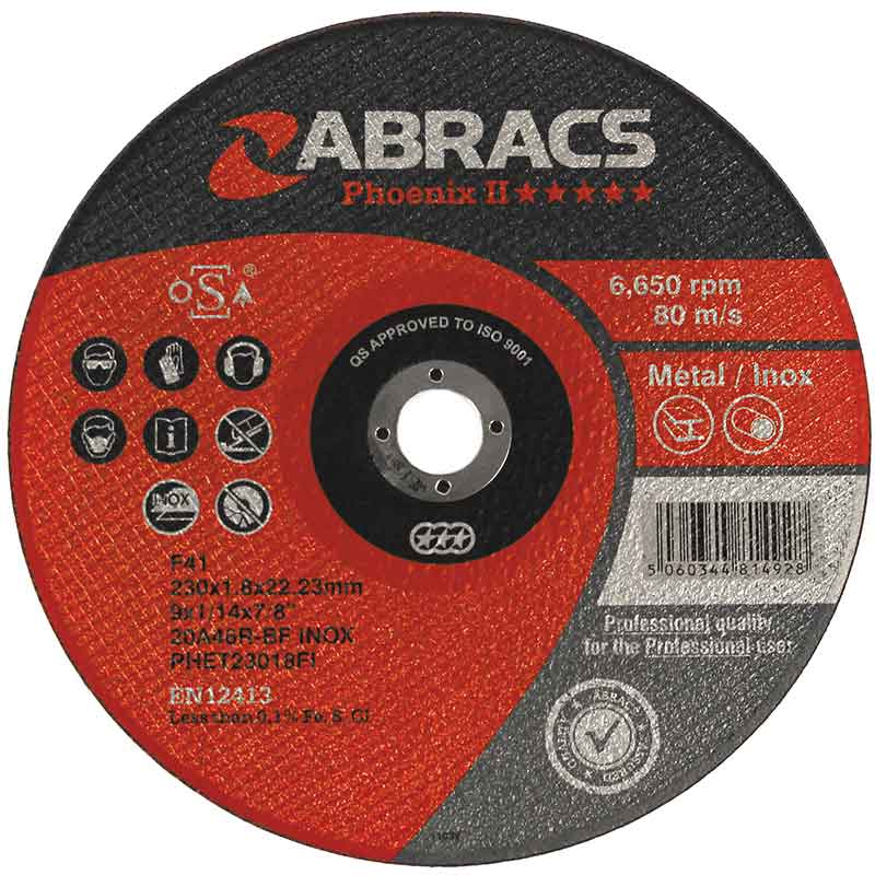 extra thin cutting disc
