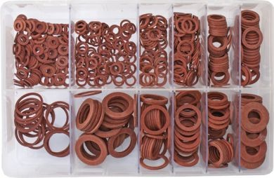 Assorted Fibre Washers