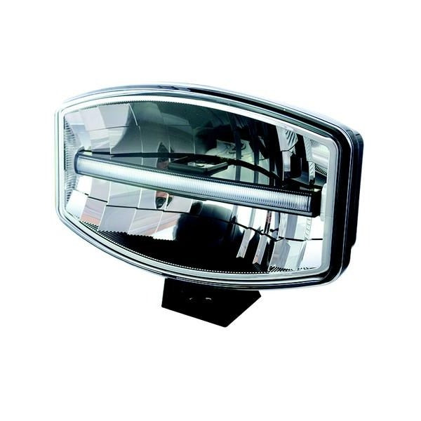 Full LED Oval Driving Lamp - LED Autolamps