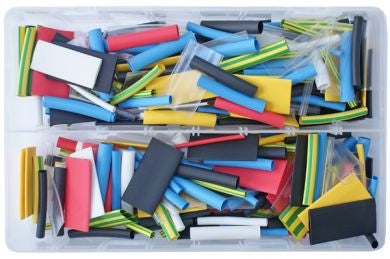 Assorted Box of Coloured Heatshrink Mix
