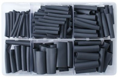 Heat Shrink Tubing Assortment with Adhesive Lining