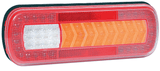 LED Trailer Lamp with Dynamic Indicator